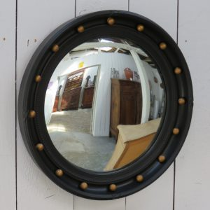 Butlers Porthole Convex Mirror By Atsonea convex Antique Mirrors