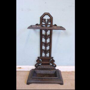 Antique Cast Iron Umbrella Stick Stand