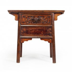 19th Century Chinese Console Side Table Antique Cupboards