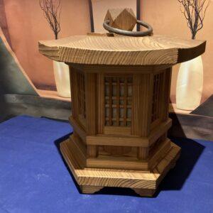 Snow viewing lantern interiod design Antique Furniture