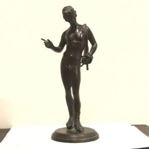 Bronze Classical nude male Antique Sculptures