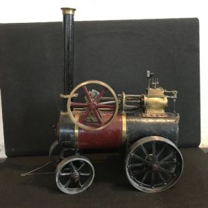 Steam engine late 1900's scratch built Antique Toys 2