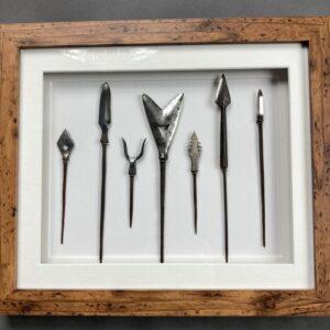 Yajiri Samurai arrowheads arrowheads Antique Guns, Swords & Knives