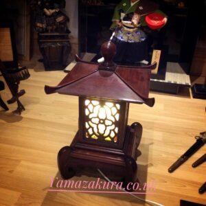 Snow viewing lantern interior design Antique Lighting