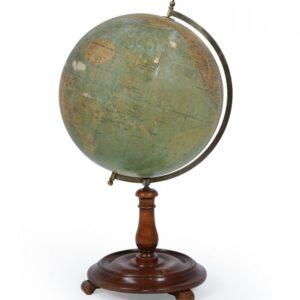 Philips 14 inch Terrestrial Globe c1920 Antique Maps