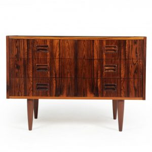 Mid Century Danish Chest of Drawers Chest Antique Chest Of Drawers