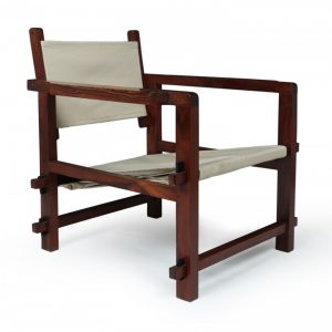 Rosewood Sling Chair – Brazil c1960 Antique Chairs