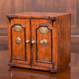 Miniature Safe Jewellery Box SAI2095 Antique Furniture