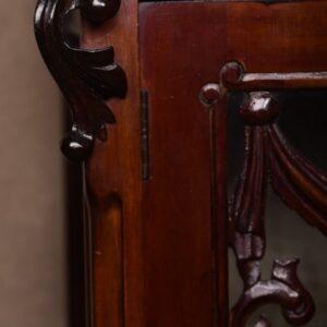 Stunning Quality Edwardian Mirror Back Display Cabinet SAI1475 Antique Furniture