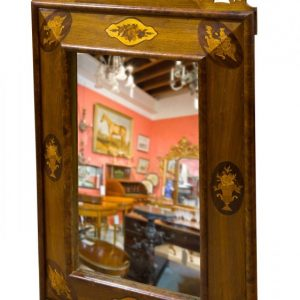 Dutch mirror c1920 Antique Mirrors