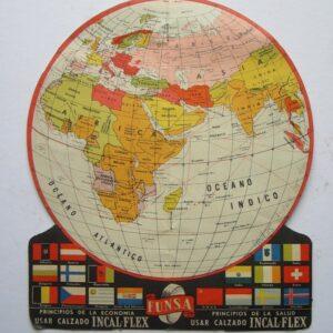 Globe – Curiosity antique maps, vintage maps, globe, Antique Maps