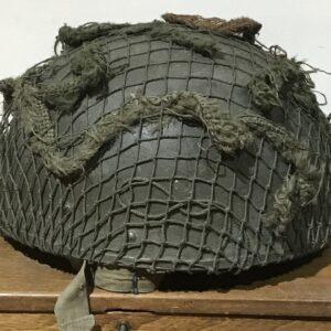Paratrooper helmet Antique Collectibles