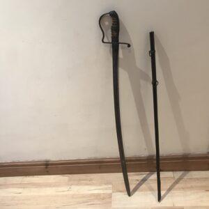 Sabre with scabbard Antique Swords