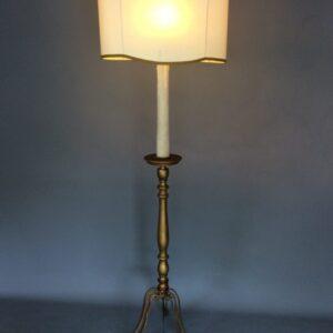 Hollywood Regency Standard Lamp Hollywood Regency Lamp Antique Lighting