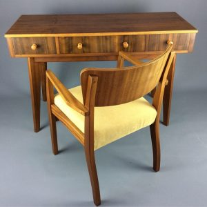 Morris of Glasgow Desk and Chair Desk and Chair Antique Desks