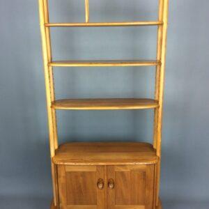 Ercol Open Shelf Room Divider Ercol Room Divider Antique Furniture