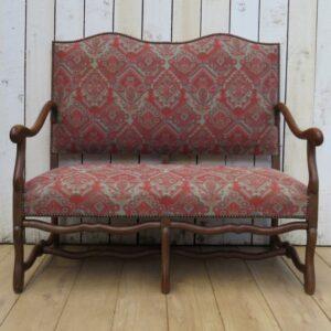 French Os De Mouton Sofa French Antique Furniture