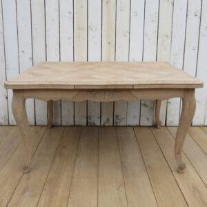 Bleached Oak Extending Dining Table bleached oak Antique Desks
