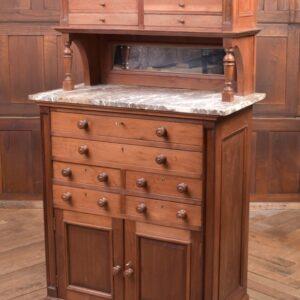 Edwardian Red Walnut Dental Cabinet SAI2265 Antique Cabinets
