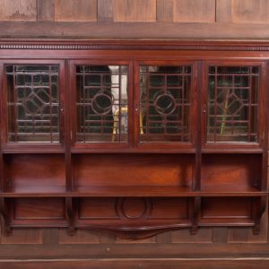Edwardian Mahogany Wall Cabinet SAI2262 Antique Cabinets
