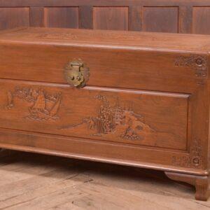 Chinese Camphor Wood Storage Box SAI2282 Antique Boxes