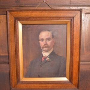 Edwardian Painting SAI2316 Antique Art