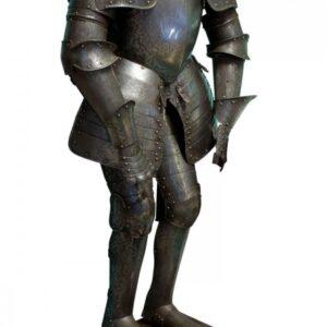 19thc suit of Armour Antique Guns, Swords & Knives