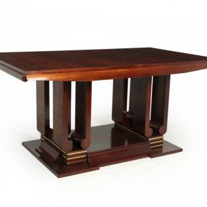 French Art Deco Dining Table c1930 dining table Antique Furniture