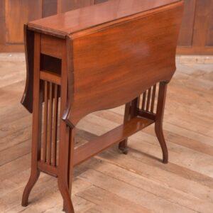 Edwardian Mahogany Sutherland Table SAI2319 Antique Tables