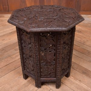 Eastern Hardwood Carved Table SAI2332 Antique Tables