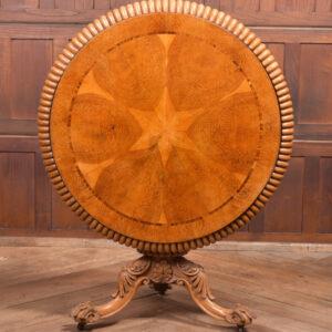 Exhibition Quality Oak Snap Top Table SAI2347 Antique Tables