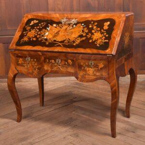 Continental Marquetry Writing Desk SAI2350 Antique Desks