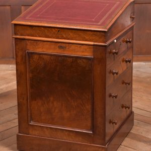 Victorian Walnut Davenport SAI2349 Antique Desks
