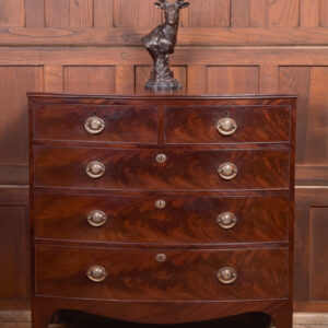 2 Over 3 Chest Of Drawers SAI2354 Antique Draws
