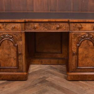 Victorian Walnut Writing Desk SAI2357 Antique Desks