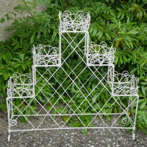 Early Victorian wirework plant stand circa 1850 Miscellaneous