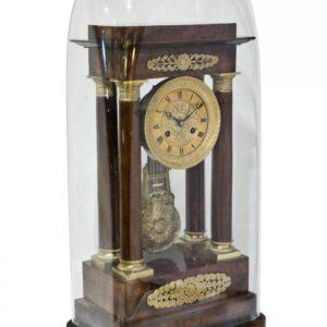A Fine French Portico Clock Antique Clocks
