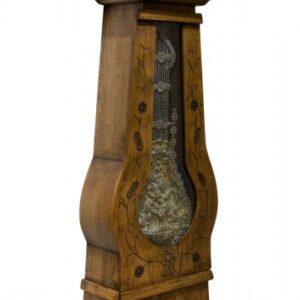 An antique French Comtoise Clock Antique Clocks
