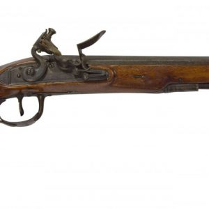 Flintlock Duelling Pistol c1815 Antique Guns