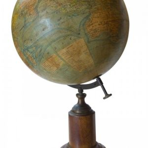French table globe Scientific Antiques
