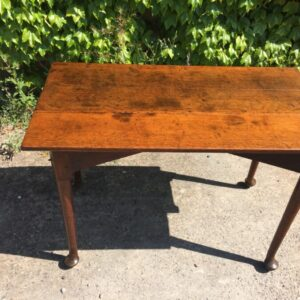 Georgian Padfoot Table Antique Tables