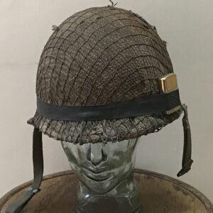 American Soldier's helmet of the Vietnam era Antique Collectibles