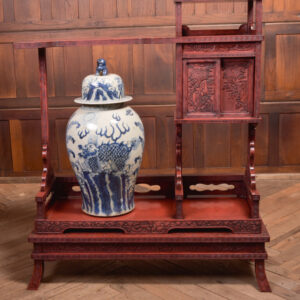 Oriental Stand SAI2366 Antique Bookcases