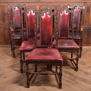 Edwardian Set Of 6 Chairs SAI2367 Antique Chairs