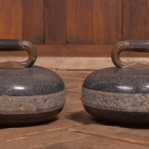Pair Granit Curling Stones SAI2375 Sporting 2
