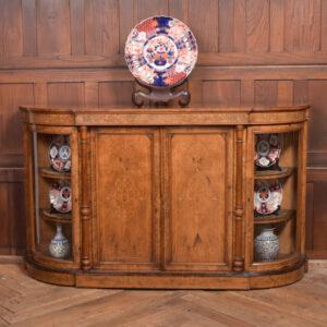 Victorian Walnut Credenza SAI2372 Antique Cupboards