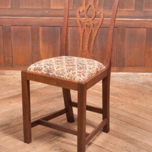 Wheeler Of Arncroach Gossip Chair SAI2383 Antique Chairs