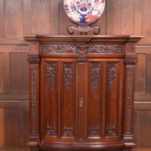 Edwardian Mahogany Side Cabinet SAI2370 Antique Cupboards