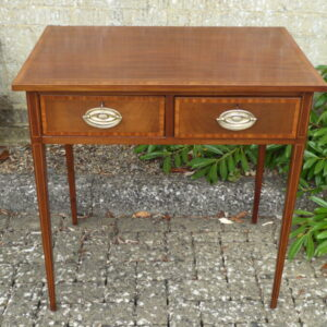 Georgain mahogany side table circa 1820 georgian, Antique Tables