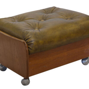 A G- Plan footstool Antique Stools